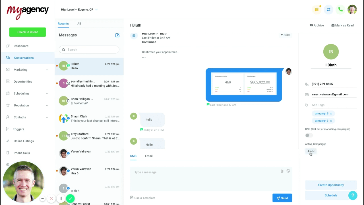 Create and Automate a HighLevel Appointment